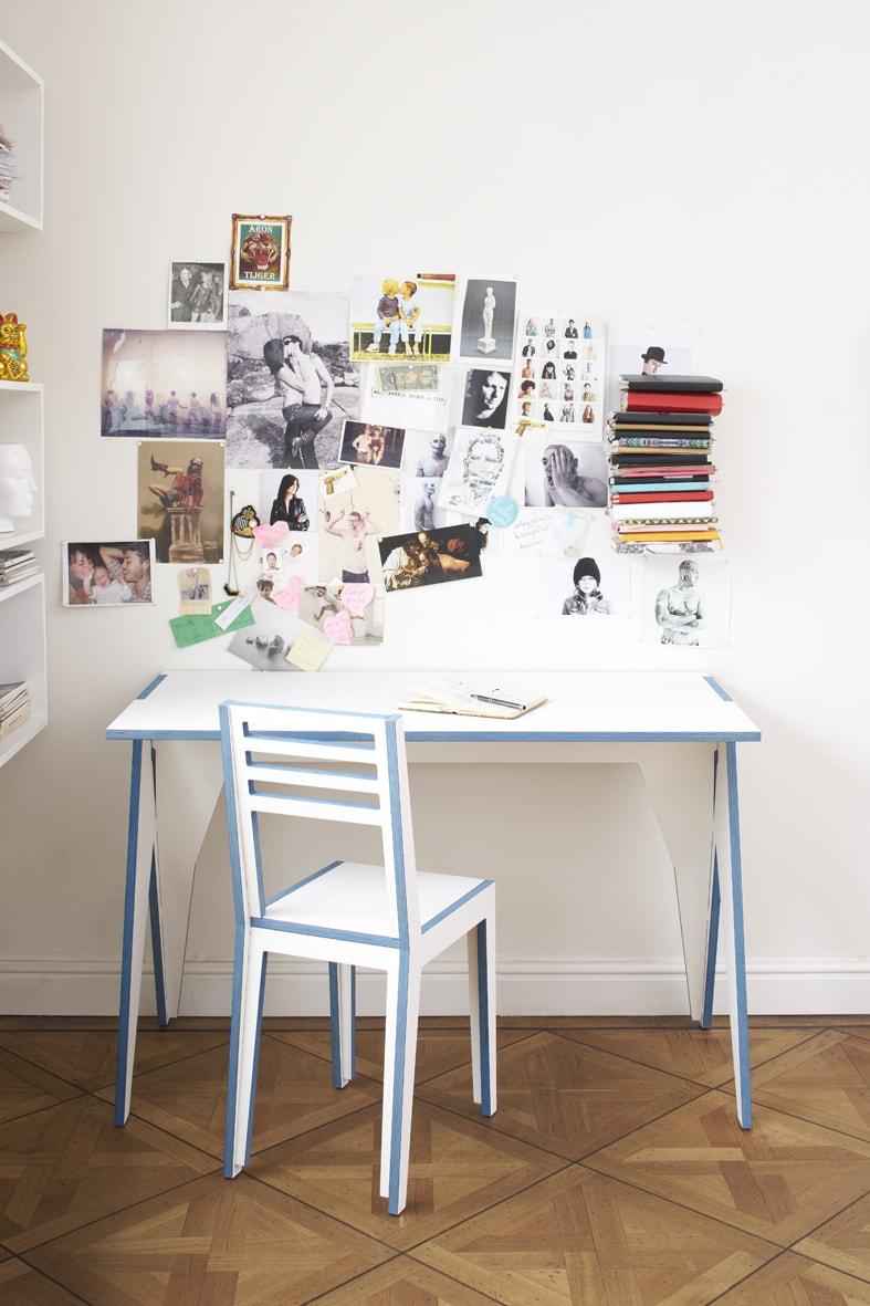 Scrivanie da ufficio scegli materiali colori e design for Scrivanie da ufficio