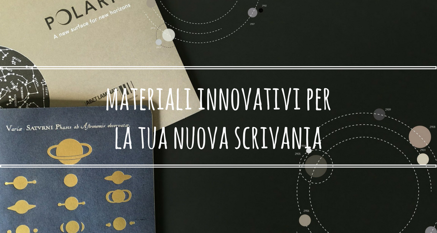 Materiali innovativi design
